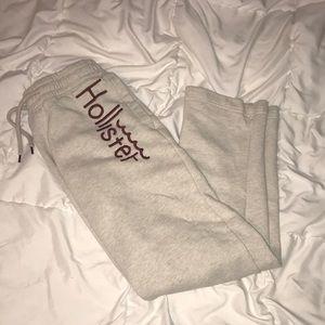 Hollister sweatpants